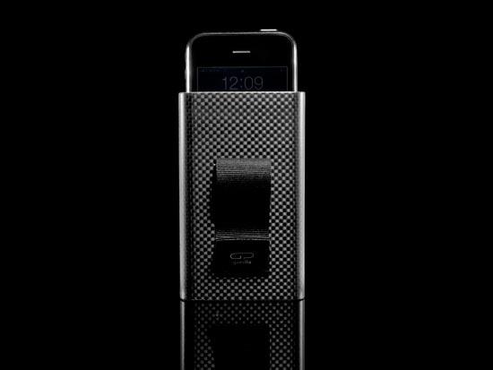 Gorilla Carbon Fibre iPhone Case