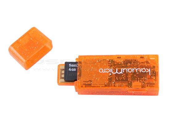 USB Gadgets - kawauMicro USB Music Player