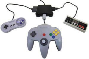 Wii Accessories – Komodo Retro Adapter