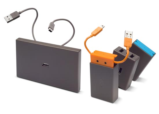 Lacie Core4 and Core7 USB Hubs