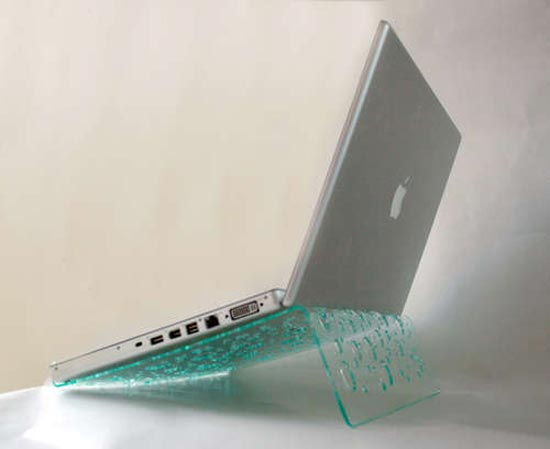 Laptop Bubble Stand