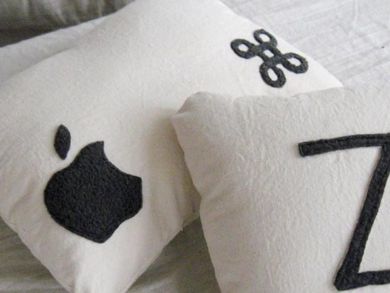 Mac Key Pillows