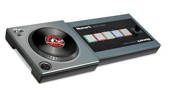 Numark Scratch Deck DJ Controller