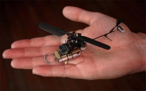 PD-100 Black Hornet –  The World's Smallest R/C Spy Helicopter
