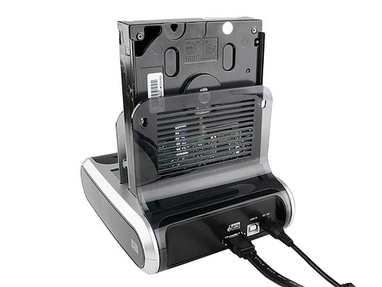 Dual SATA HDD Multi-Function Dock