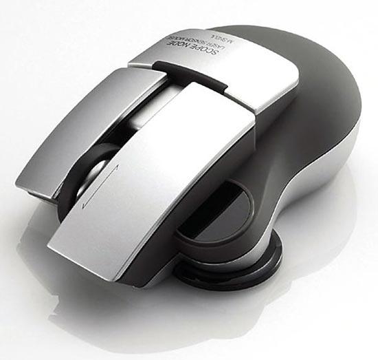 Elecom Scope Node Wireless Mouse