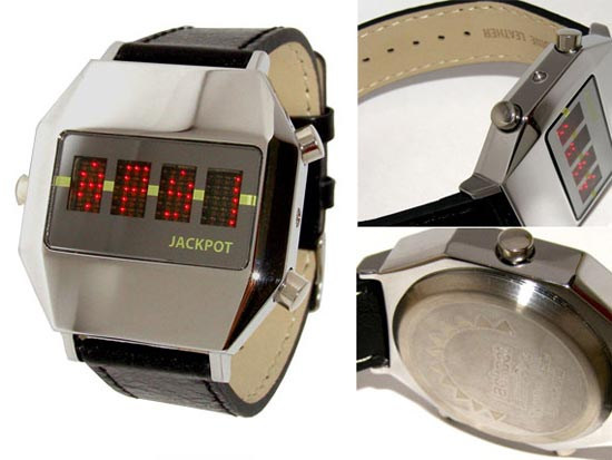 Seahope Jackpot LED Watch