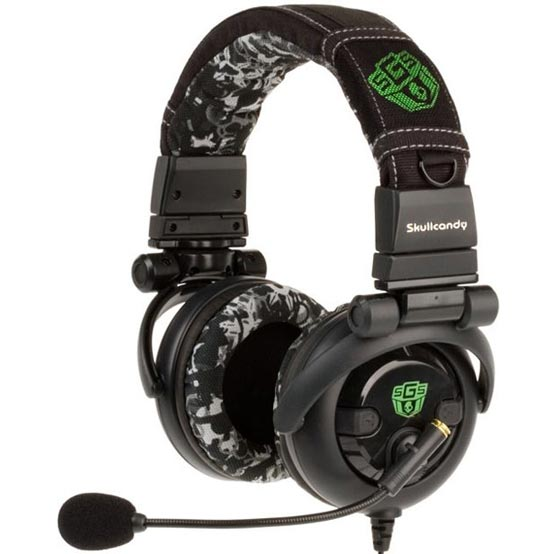 Contoh headset
