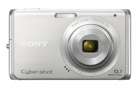 Sony Cybershot W180 and W190
