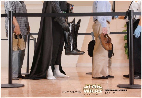 Star Wars Weekends Posters