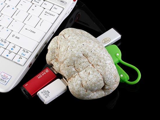 Stone USB Hub