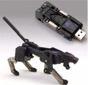 Ravage Transformers USB Drive