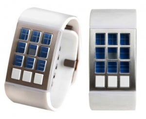 Geeky Watches – The EG Twelve Blocks Watch
