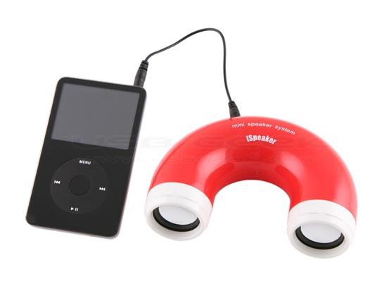USB U-Shape i-Speaker