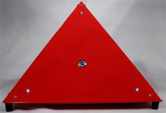 Vertex Pyramid Handmade PC Case