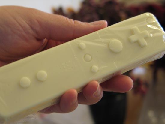 Wiimote Chocolate Candy Bar