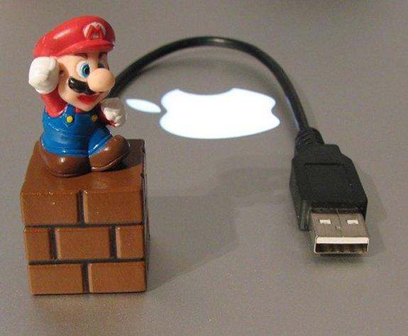 4GB Mario USB Drive