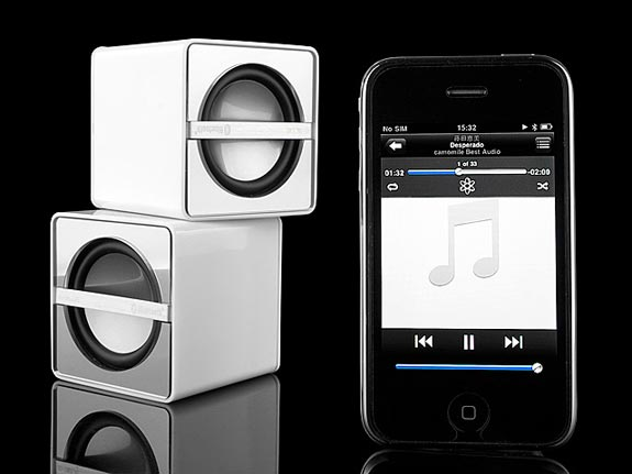 E-blue Bluetooth iPhone Speaker