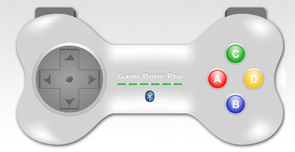 GameBone Pro iPhone Controller