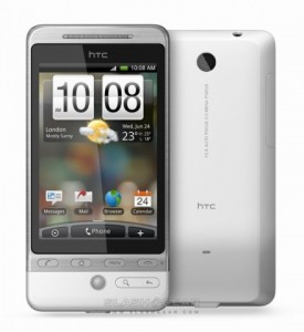HTC Hero Android Phone
