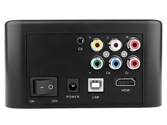 SATA HDD Multimedia Dock II