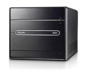 Shuttle H7 5800 – Intel Core i7 PC