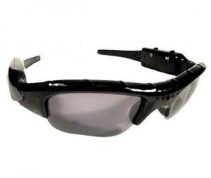 Spy Gadgets – Spy Video Camera Sunglasses