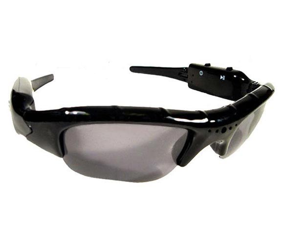 Spy Video Camera Sunglasses