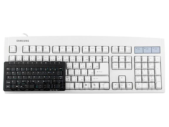 Super Tiny Multimedia Keyboard