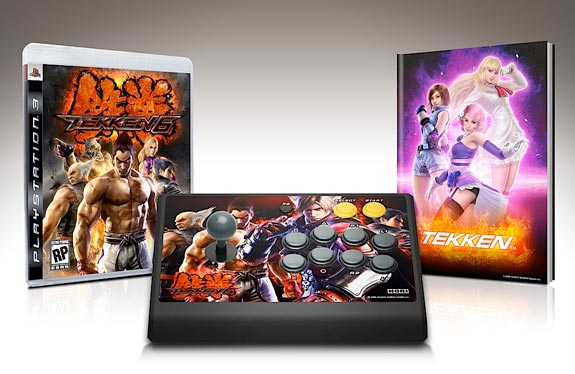 Tekken 6 Wireless Fight Stick
