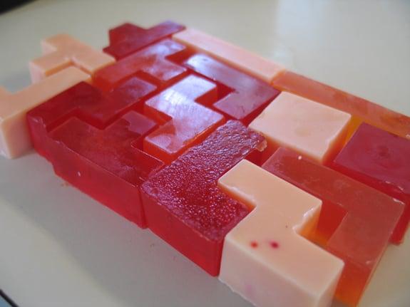 Tetris Level 9 Soaps