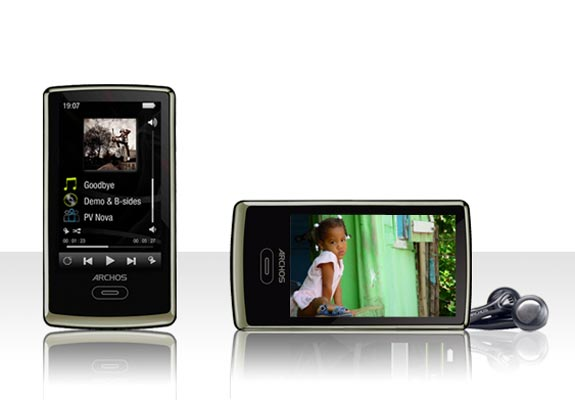 Archos 3 MP3 Player