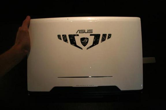 Asus G60 Gaming Laptop