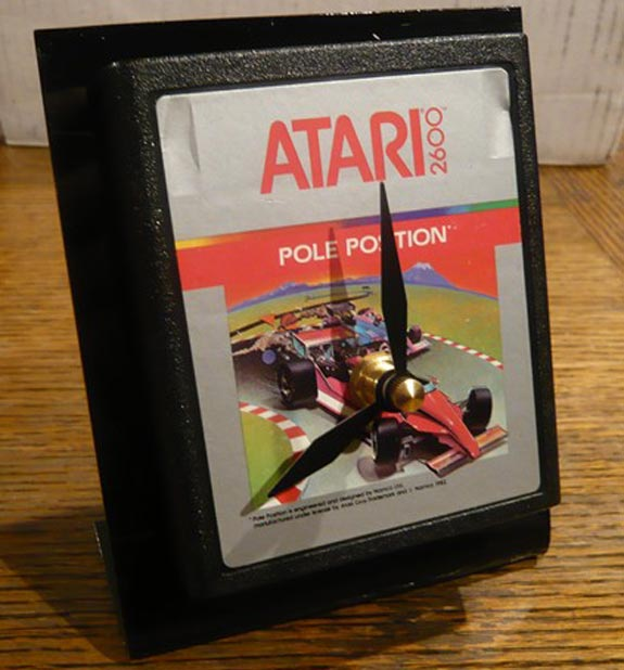 Atari Cartridge Clocks