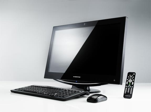 Averatec D1200 All-in-one PC