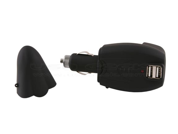 Car + Wall Plug USB Power Charger