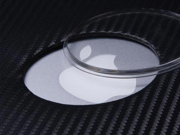 Carbon Fiber Leather MacBook Case