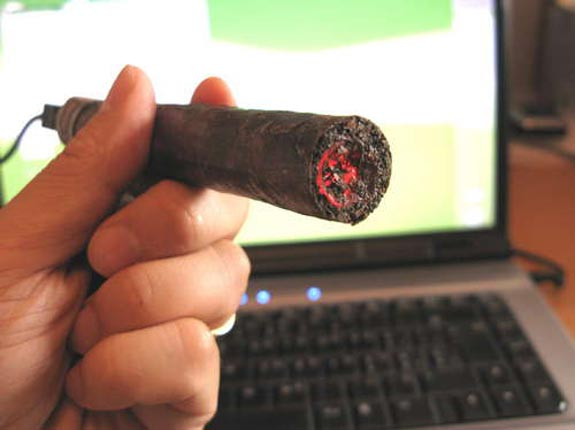 Cigar USB Drive