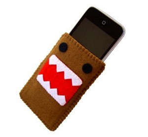 Domo Kun iPhone Case