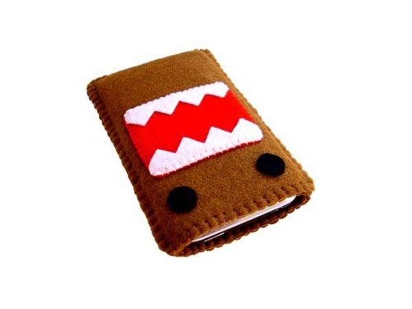 domo ipod touch 4 case. Domo Kun iPhone Case