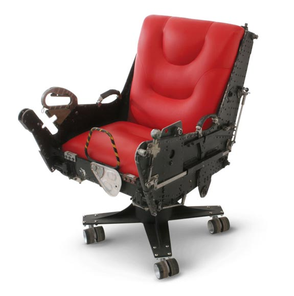 4 Ejection Seat Office Chair