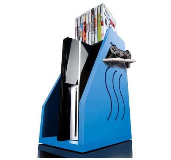 GameOn Game Console Organizer