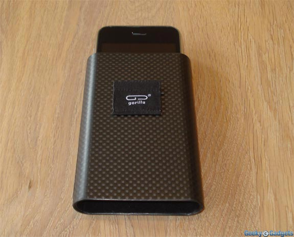Gorilla Tube Carbon Fiber iPhone Case - Review