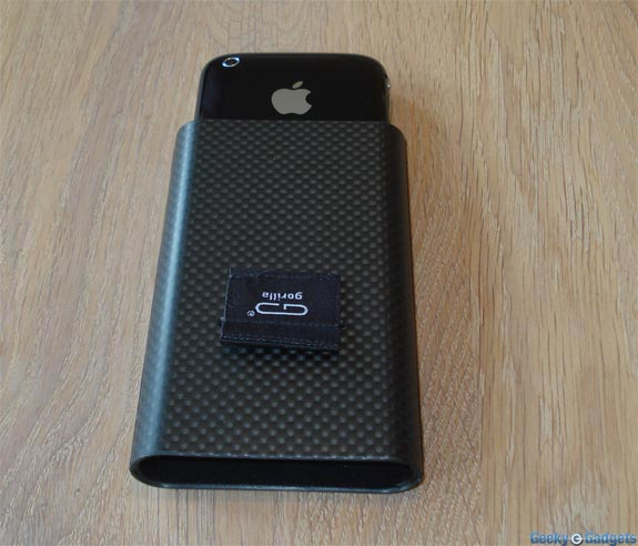 Gorilla Tube Carbon Fiber iPhone Case - Review