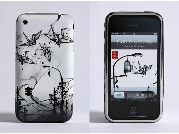 Artrists Series iPhone Skins