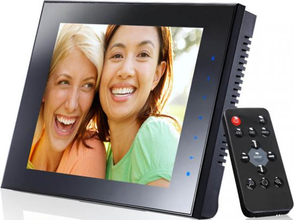 Wifi Digital Picture Frame With Facebook Twitter