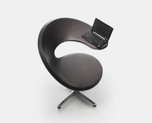 Design – The L@p Chair