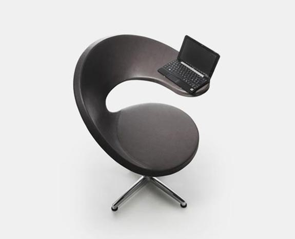 Design the l p chair for Cool modern chairs