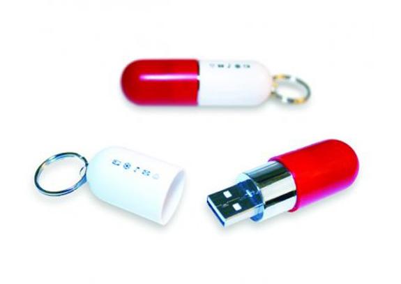 Memory Pill USB Drive