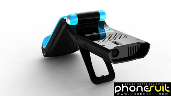 MiLi Pro iPhone Projector